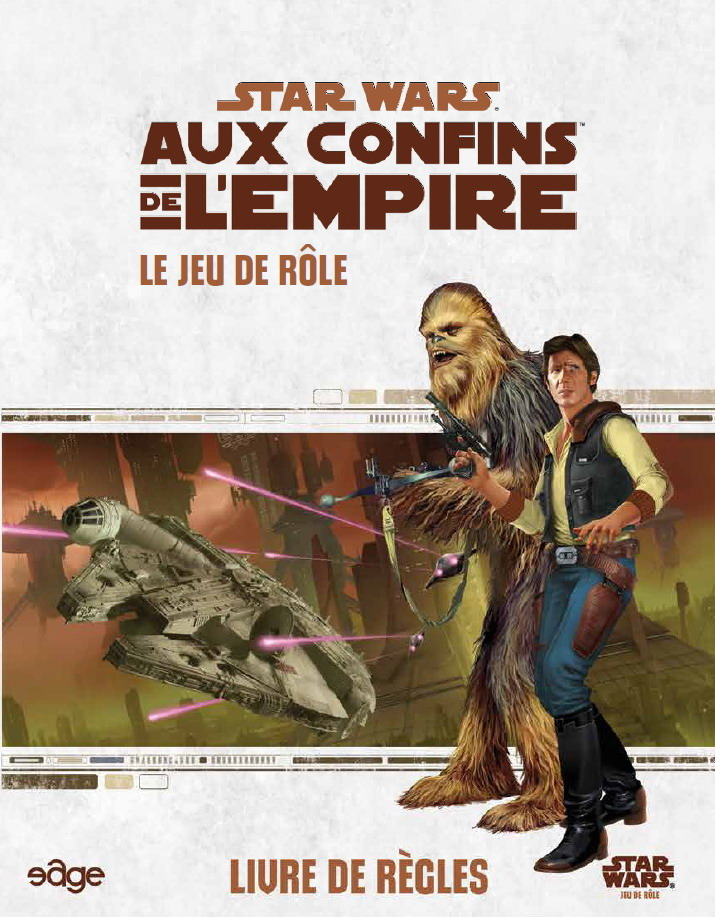 Campagne : Star Wars (version Edge)