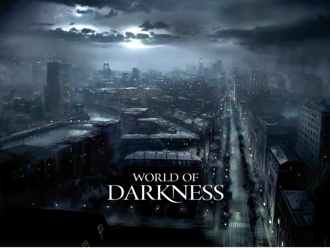création campagne world of darkness:  garou,mage, scion